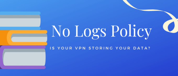 No Logs Policy