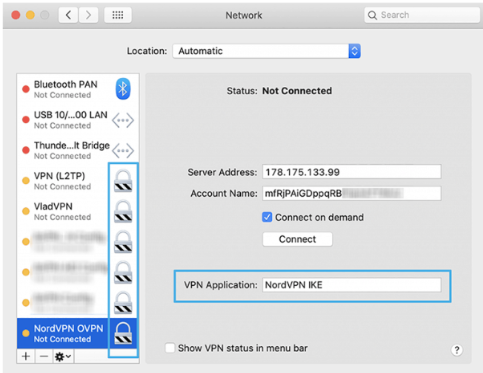 turn off vpn on mac
