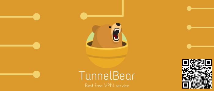 #5 TunnelBear (top vpn)
