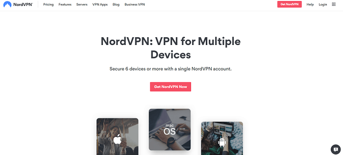 #5 nordvpn 6 simultaneous connections