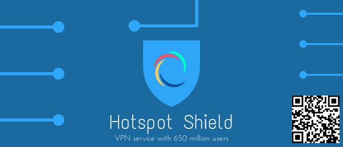 #7 Hotspot Shield (top VPN)