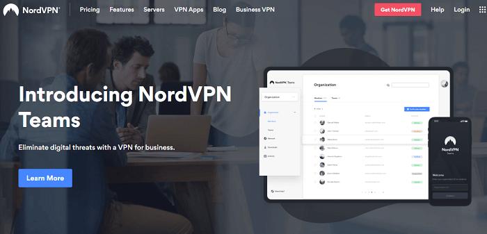 NordVPN small business vpn
