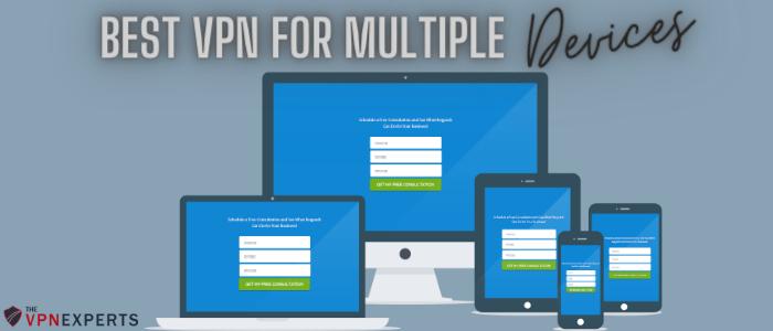 best vpn for multiple devices