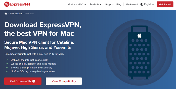 expressvpn for mac
