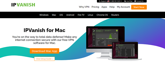 ipvanish vpn for mac