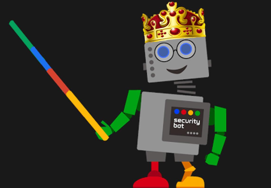 google security bot