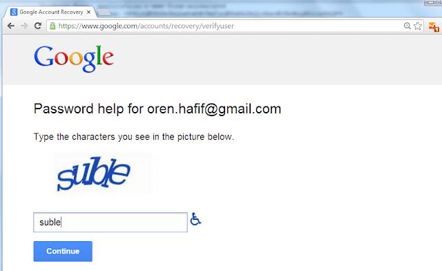 password help