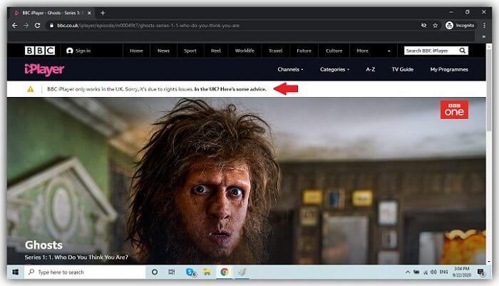 unblock bbc iplayer with ovpn