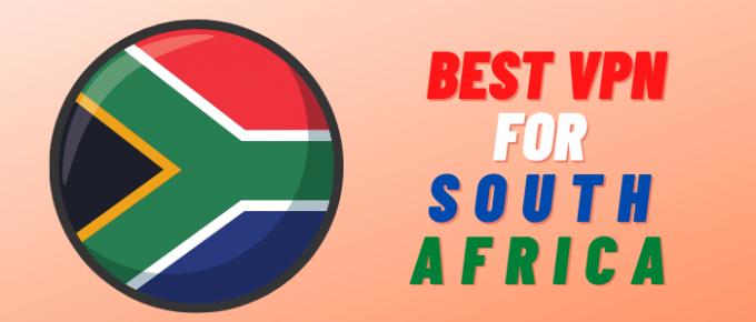 Best VPN for south africa