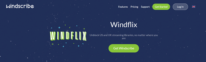 windscribe free vpn for firestick
