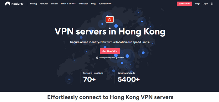 nordvpn hk unblocking
