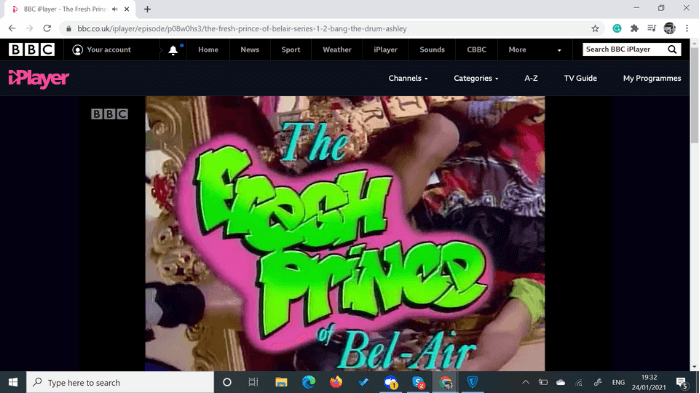 can I unblock bbc iplayer with surfshark