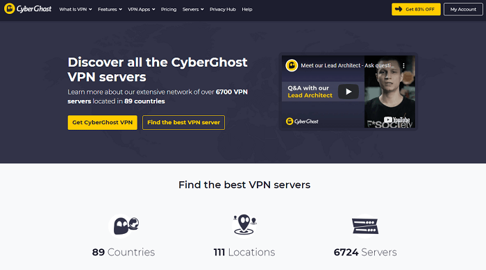 cyberghost japan tokyo servers