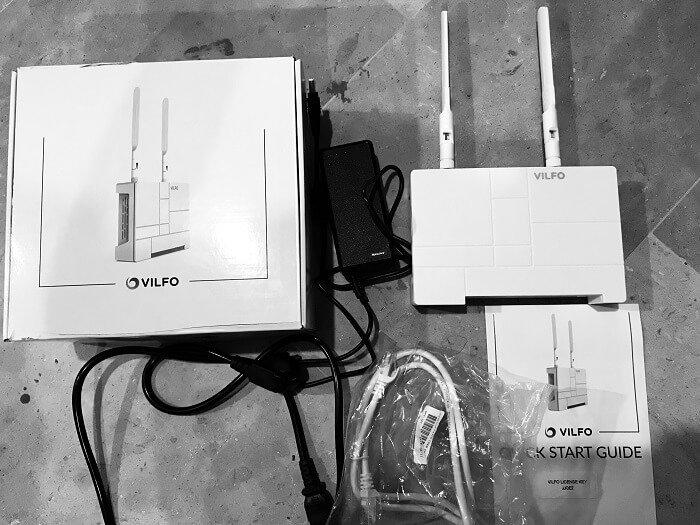 vilfo router images