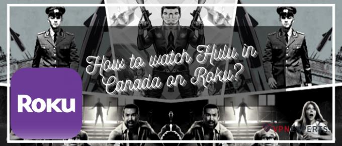 how to watch hulu on roku in canada